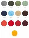 Coussin de couleur Lux