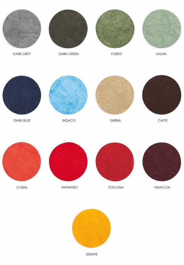 Petit sac en papier de couleur Intrecciato
