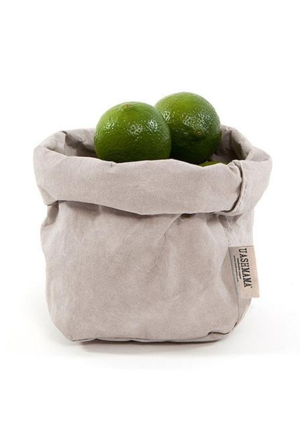 Paper Bag Gray