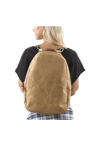 UASHMAMA® Memmo Backpack Naturel