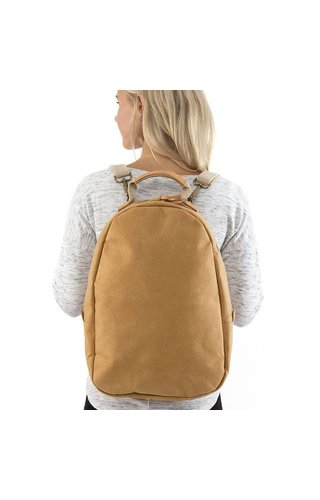 UASHMAMA® Memmo Backpack Camel