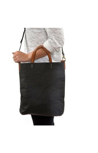 UASHMAMA® Otti Bag Black Lined