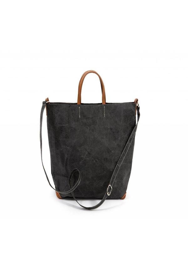 Otti Bag Zwart Lined