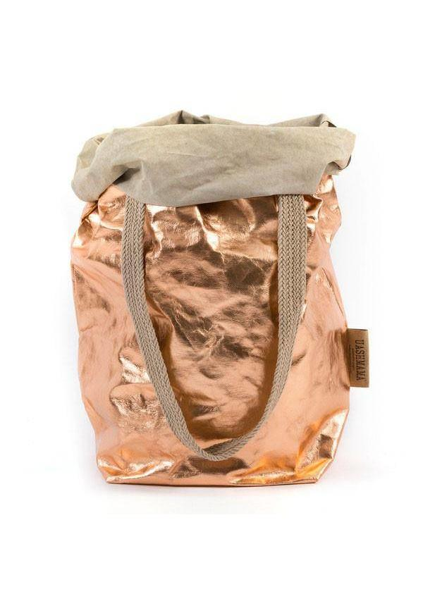 Carry Bag Two Metallic