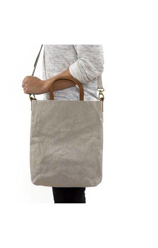 UASHMAMA® Otti Bag Gray Lined