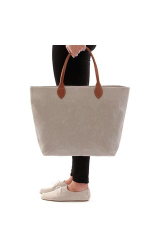 UASHMAMA® Totty Bag Grey