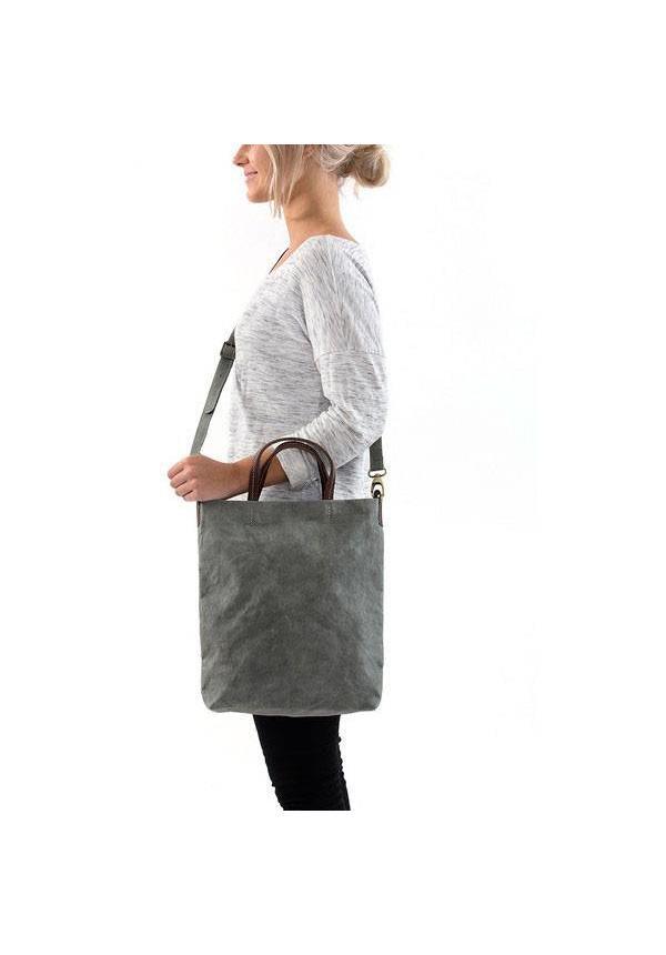 Otti Bag Dark Gray Lined