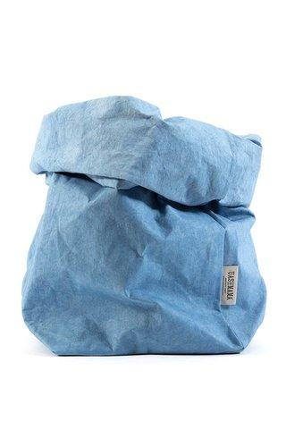 UASHMAMA® Paper Bag Indaco