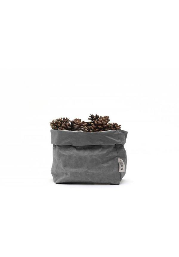 Paper Bag Dark Gray