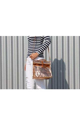 UASHMAMA® Lunch Bag + poignée métallique