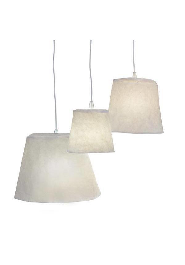 Paniere Lamp White