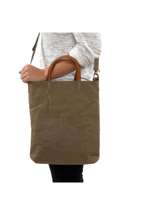 Otti Bag Olive Lined
