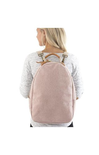 UASHMAMA® Memmo Backpack Quarzo Rosa