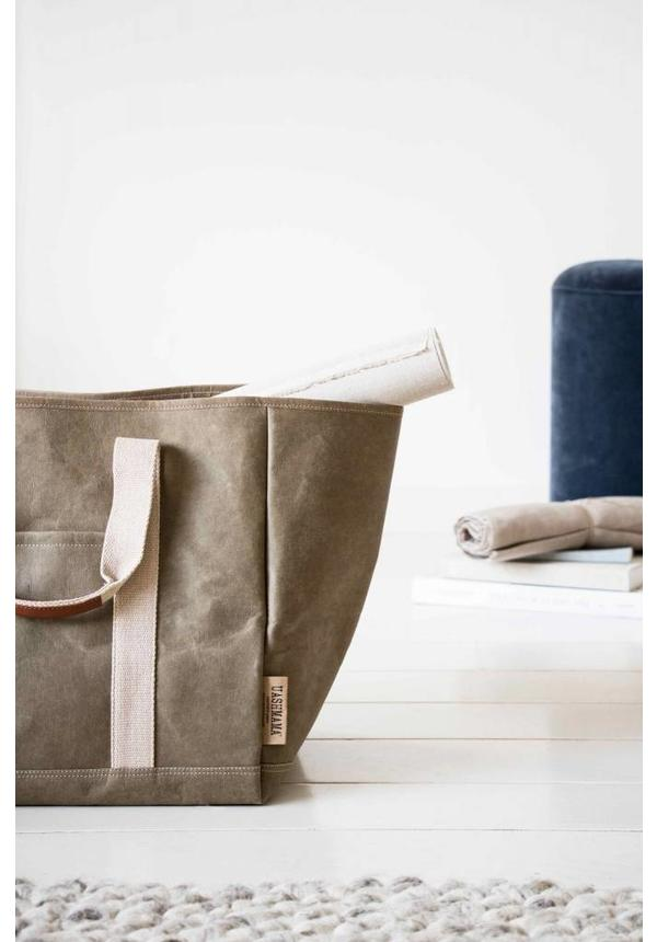 Wood Bag Olive