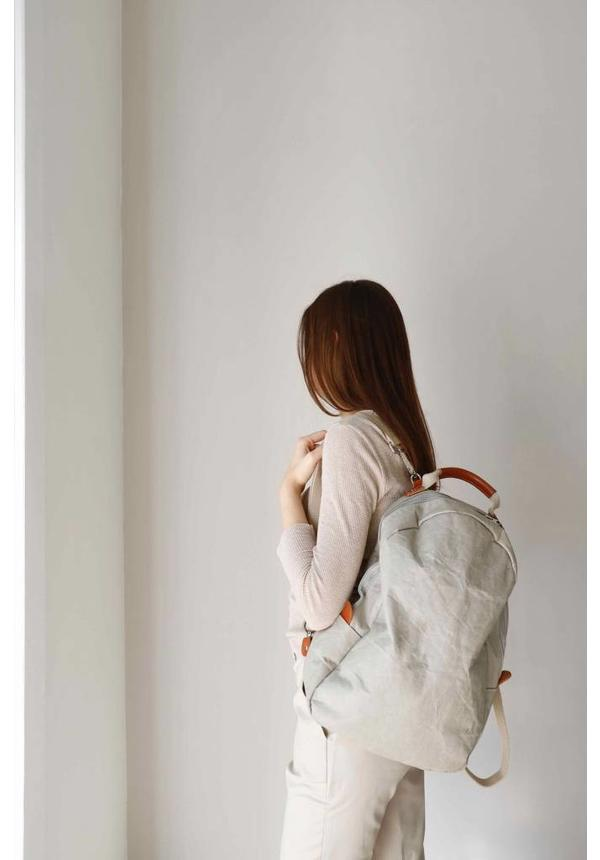 Memmo Backpack Grey
