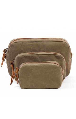 UASHMAMA® Beauty Case Olive