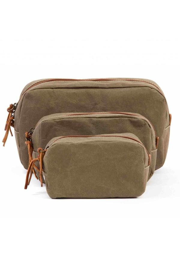 Beauty Case Olive