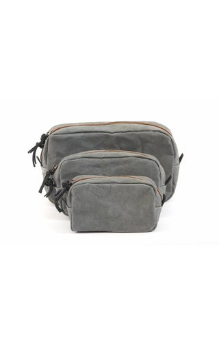 UASHMAMA® Beauty Case D. Grey