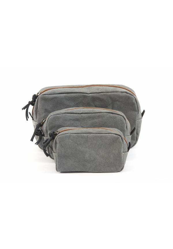 Beauty Case Dark Gray