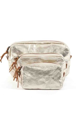 UASHMAMA® Beauty Case Metallic