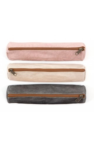 UASHMAMA® Pencil Case Slim Colored