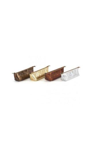UASHMAMA® Pencil Case Metallic