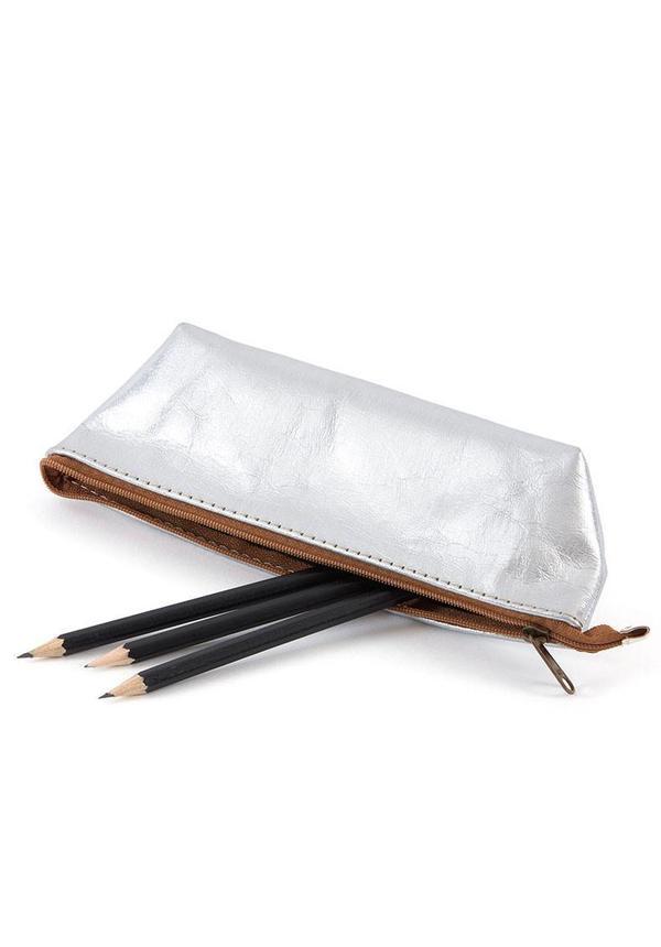 Pencil Case Metallic
