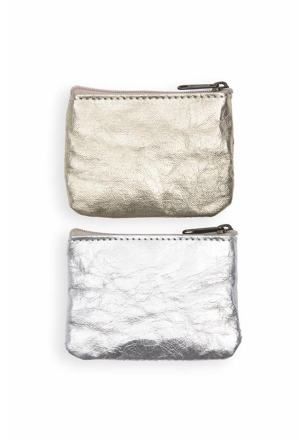 Gimi Purse Metallic