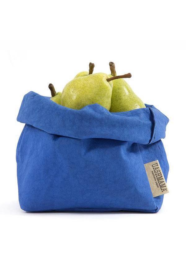 Paper Bag Cobalt
