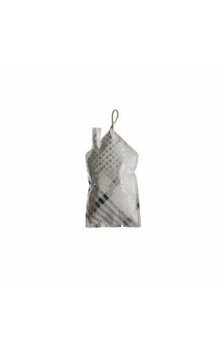 UASHMAMA® Deco Home Print Small Grey/Silver