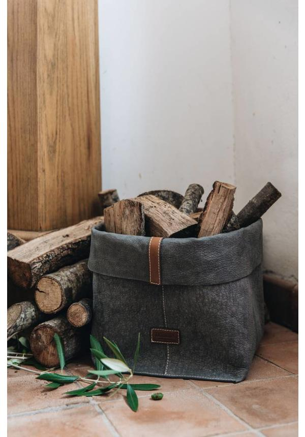 Dado Box Small Dark Gray