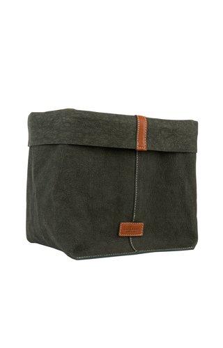 UASHMAMA® Dado Box Medium Dark Green