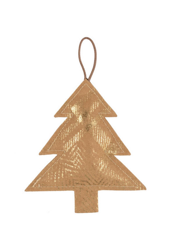 Deco Tree Large Print Avana/Gold