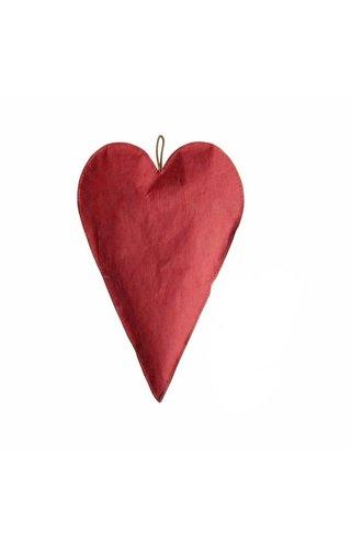 UASHMAMA® Deco Heart Large Toscana