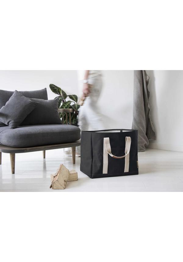 Wood Bag Black