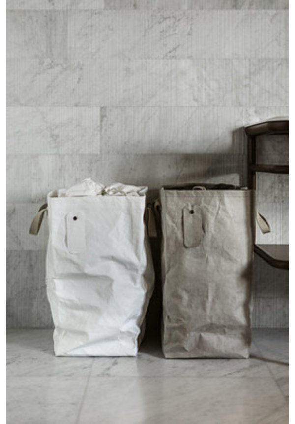 Lapo Laundry Bag  with linnen top
