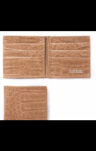 UASHMAMA® Petit original Wallet Croco