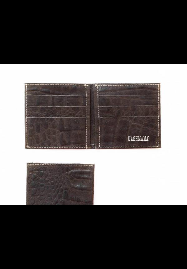 Petit original Wallet Croco