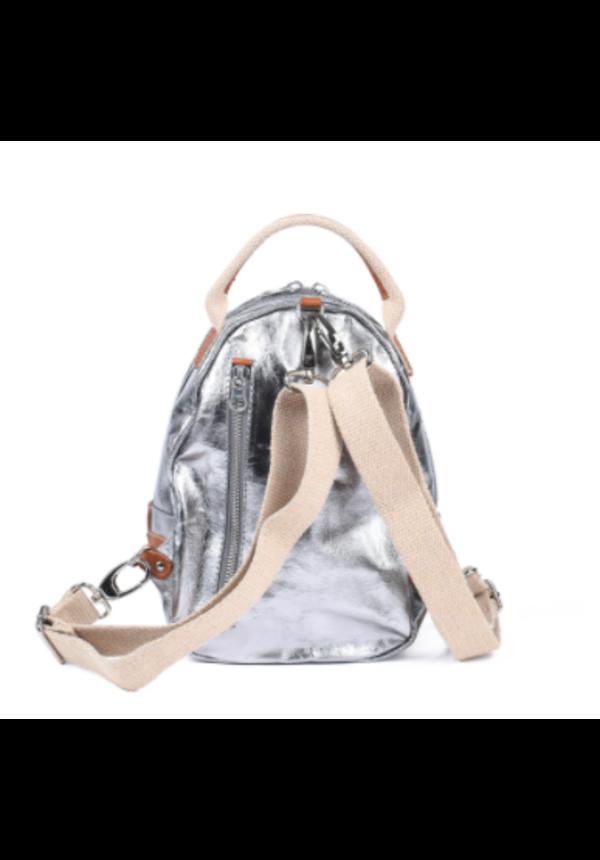 Olli Backpack Metallic