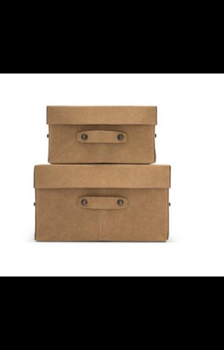 UASHMAMA® Boîte facile A 3 Faible