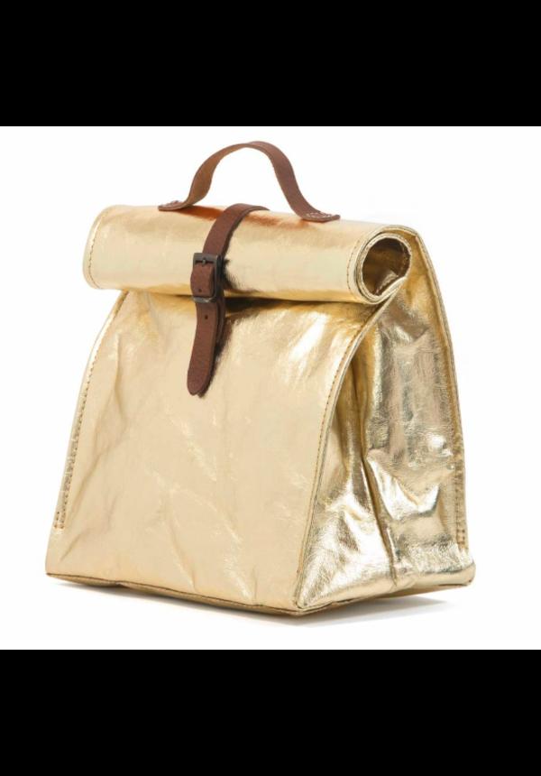 Lunch Bag Metallic