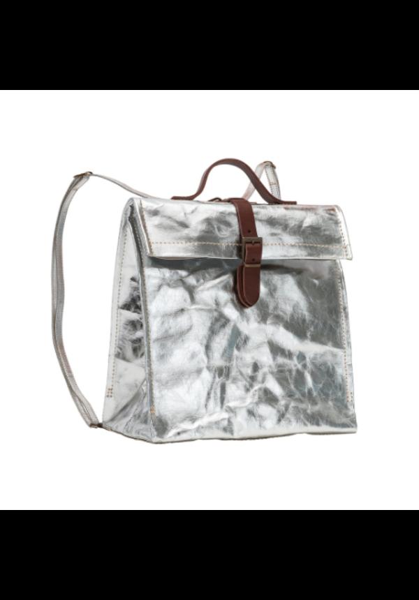 Lunch Bag Zaino (Backpack) - Metallic