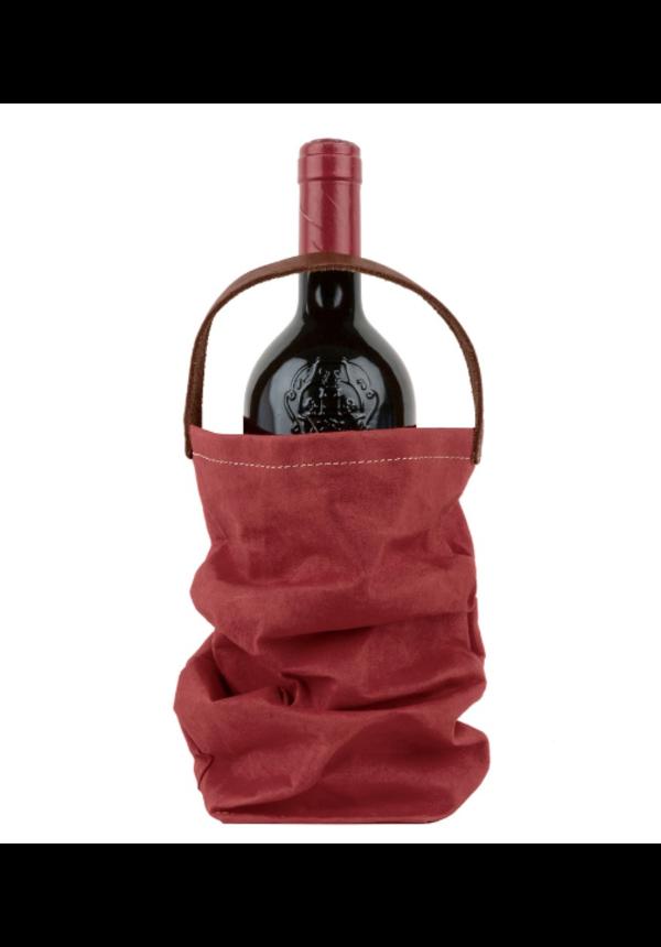Sac de couleur vin