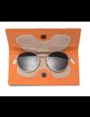 Gufo Woven Eyeglasses Case
