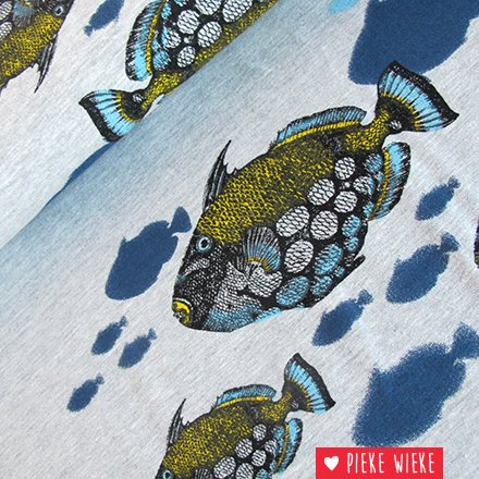 Mies & Moos Tricot Fish in the sea