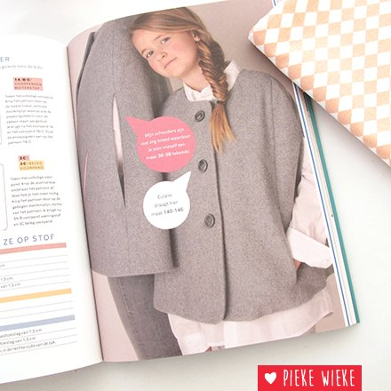 Matching outfits, matching minds - Zelfmaakmode voor moeders & kind