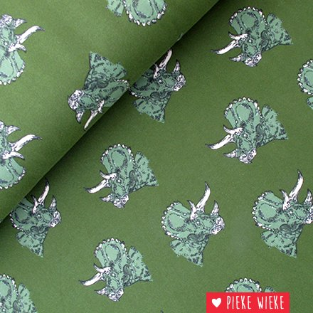 Bloome CPH Tricot Triceratops Groen