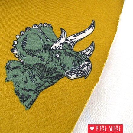 Bloome CPH Jersey Triceratops Golden Ochre