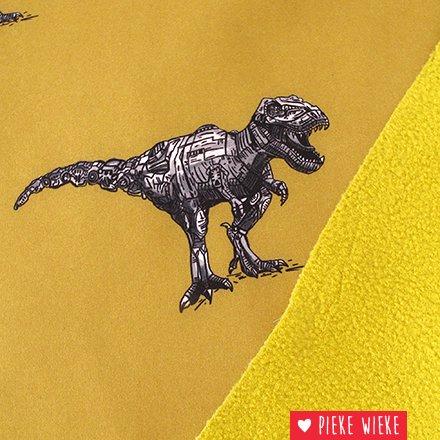 Poppy Softshell Dino robots Oker