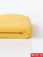 See You at Six Ribbing Sulphur yellow